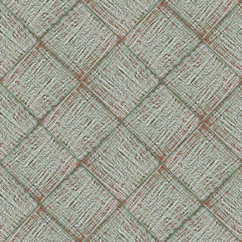 Linen Celadon Installation